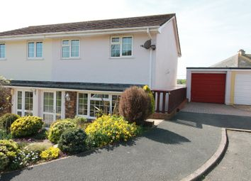 Thumbnail 3 bed semi-detached house for sale in Mount Pleasant Close, Kingsbridge