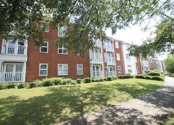 Thumbnail 2 bed flat for sale in Guillemot Court, Watermead, Aylesbury