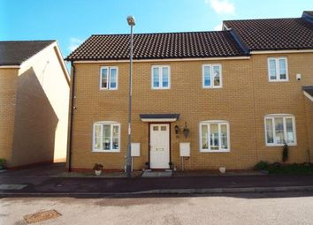 Thumbnail 3 bed end terrace house for sale in Christie Drive, Hinchingbrooke Park, Huntingdon, Cambs