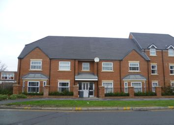 Thumbnail 2 bed flat to rent in Triumph Drive, Hebburn