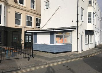 Thumbnail Retail premises for sale in Marine Parade, Hastings