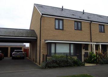 Thumbnail 3 bedroom property to rent in Selkirk Drive, Oakridge Park, Milton Keynes