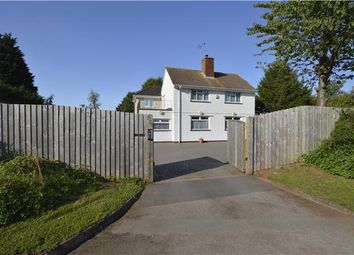 Thumbnail 4 bed detached house for sale in Hambrook Lane, Hambrook, Bristol