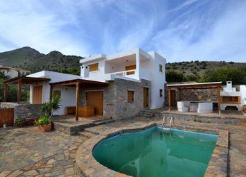 Thumbnail 3 bed villa for sale in Elounda, Greece