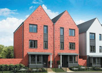 "Thumbnail 4 bedroom terraced house for sale in ""Hythe"" at Carters Lane, Kiln Farm, Milton Keynes"