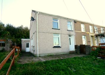 Thumbnail 3 bedroom end terrace house to rent in Benson Terrace, Penclawdd