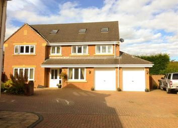 Thumbnail 5 bed detached house for sale in Front Street, Etherley Dene