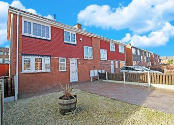 Thumbnail 3 bed semi-detached house for sale in Hornbeam Road, Flanderwell, Rotherham