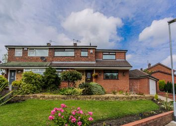 Thumbnail 4 bed semi-detached house for sale in 55 Clevedon Drive, Wigan