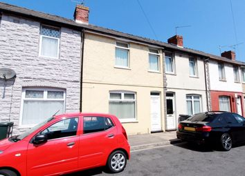 Thumbnail 3 bedroom terraced house for sale in Marshfield Street, Newport