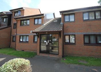 Thumbnail 2 bed flat for sale in Crucible Close, Chadwell Heath, Romford