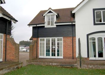 Thumbnail 2 bed town house for sale in Peninsula, Wroxham
