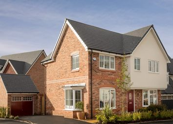 Thumbnail 4 bedroom detached house for sale in The Cam, Stockport Road, Gee Cross, Hyde, Stockport, Greater Manchester