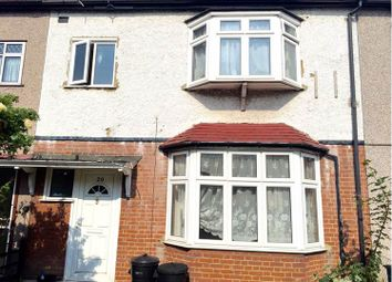 Thumbnail 3 bed terraced house to rent in Brook Road, Newbury Park