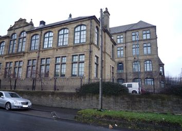 Thumbnail 1 bedroom flat for sale in Byron Street, Bradford, West Yorkshire