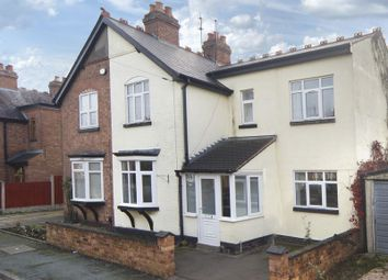 Thumbnail 3 bed semi-detached house for sale in Wellington Avenue, Bradmore, Wolverhampton