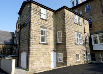 Thumbnail 3 bed town house to rent in Victoria Avenue, Harrogate