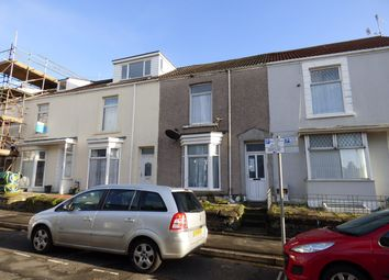 Thumbnail 6 bed terraced house for sale in Russell Street, Swansea