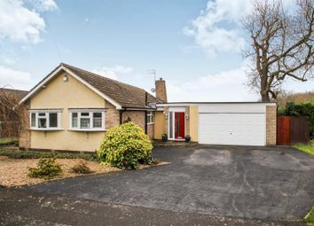 Thumbnail 3 bed bungalow for sale in Waterfield Road, Cropston, Leicester