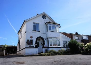 Thumbnail 4 bed detached house for sale in Monkton Road, Honiton