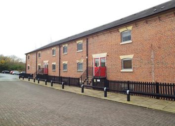 Thumbnail 2 bed flat for sale in Brindley Wharf, Waterfront, Warrington, Cheshire