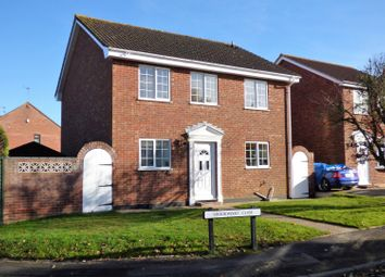 Thumbnail 4 bedroom detached house for sale in Brookwood Close, Worlingham