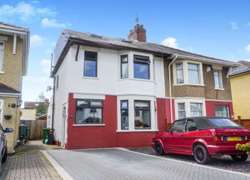 Thumbnail 5 bedroom semi-detached house for sale in Llangynidr Road, Fairwater