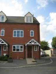 Thumbnail 4 bedroom end terrace house to rent in Canal Walk, Ledbury