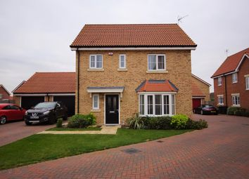 Thumbnail 3 bed detached house for sale in Gelding Close, Rochford