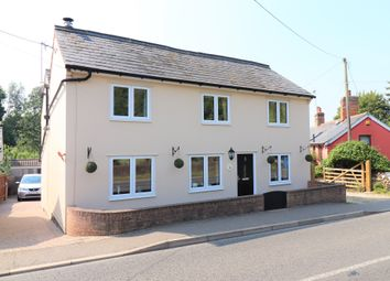 Thumbnail 4 bed cottage for sale in Upper Street, Layham, Ipswich, Suffolk