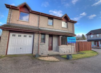 Thumbnail 4 bed detached house for sale in Souterford Crescent, Inverurie