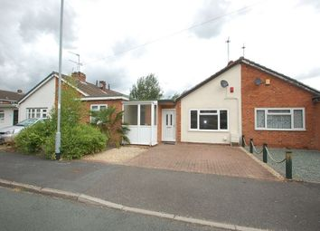 Thumbnail 3 bed bungalow to rent in Cedar Road, Barton Under Needwood, Burton Upon Trent, Staffordshire