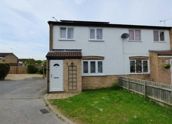Thumbnail 3 bed end terrace house for sale in Lincoln Way, Daventry