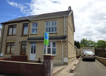 Thumbnail 3 bed semi-detached house for sale in Golwg Y Bryn, Seven Sisters, Neath .