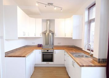 Thumbnail 3 bed terraced house to rent in Clare Avenue, Hoole, Chester