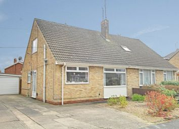 Thumbnail 3 bed semi-detached bungalow for sale in Chestnut Avenue, Beverley