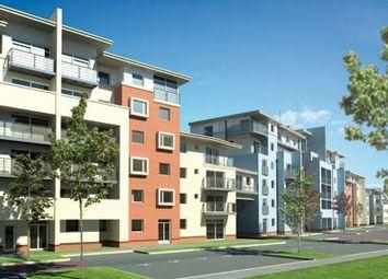 Thumbnail 1 bedroom flat to rent in Coxhill Way, Aylesbury, Buckinghamshire