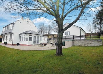 Thumbnail 4 bed detached house for sale in Monymusk, Monymusk, Inverurie, Aberdeenshire
