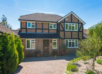 Thumbnail 5 bed detached house for sale in Scriveners Close, Hemel Hempstead, Herts