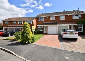 Thumbnail 3 bed semi-detached house for sale in Appledore Drive, Allesley Green, Coventry