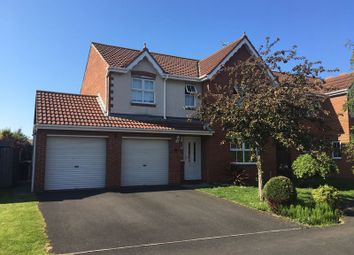 Thumbnail 4 bedroom detached house to rent in Holyfields, West Allotment, Newcastle Upon Tyne