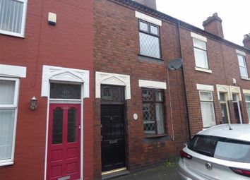 Thumbnail 2 bed terraced house to rent in Clarence Street, Fenton, Stoke-On-Trent
