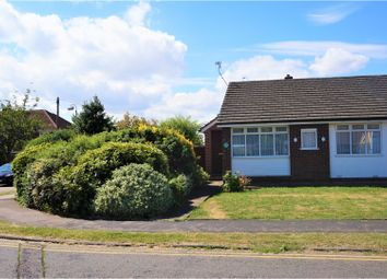 Thumbnail 2 bed bungalow for sale in Winton Drive, Waltham Cross