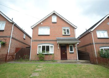 Thumbnail 6 bedroom detached house for sale in Swallowfield Road, Arborfield, Reading