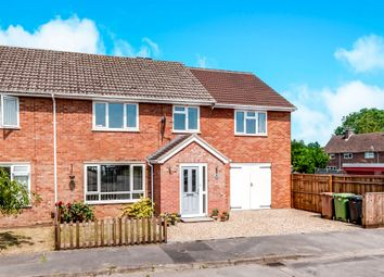 Thumbnail 5 bed semi-detached house for sale in North Way, Steventon, Abingdon
