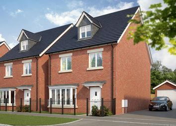 "Thumbnail 4 bed detached house for sale in ""The Berkeley"" at Vale Road, Bishops Cleeve, Cheltenham"