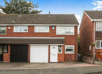 Thumbnail 3 bed semi-detached house for sale in Breeden Drive, Curdworth, Sutton Coldfield, Warwickshire