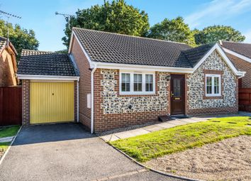 Thumbnail 3 bedroom detached bungalow for sale in Mallard Gardens, Hedge End, Southampton