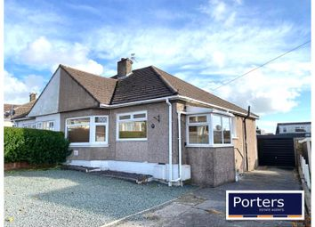 Thumbnail 2 bed semi-detached bungalow to rent in Burns Crescent, Cefn Glas, Bridgend