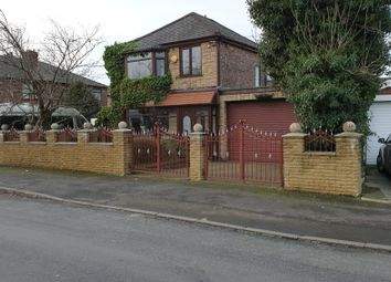Thumbnail 3 bed detached house for sale in Welbeck Avenue, Chadderton, Oldham